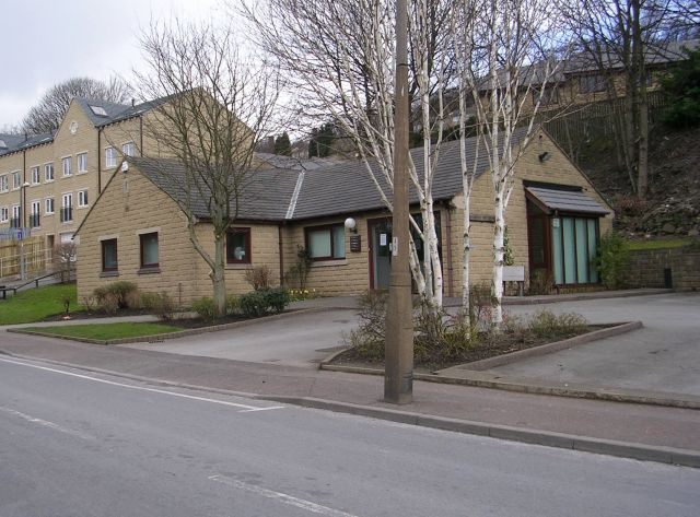 Siddal Surgery - Oxford Lane