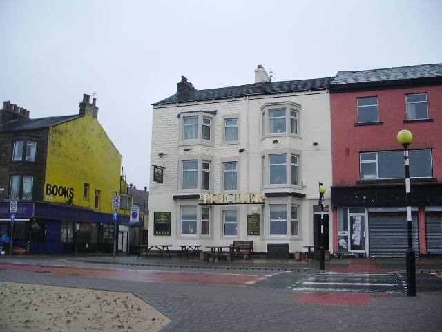 The Pier, Marine Road Central, Morecambe