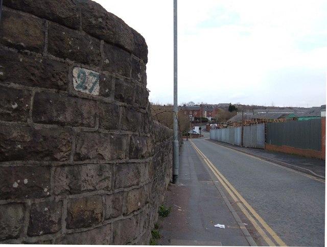 Bridge 27, Arnold Street, Derker