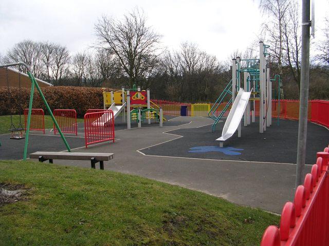 Playground - Siddal Park - Oxford Lane