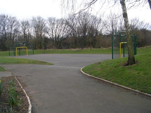 Sports Area - Siddal Park - Oxford Lane