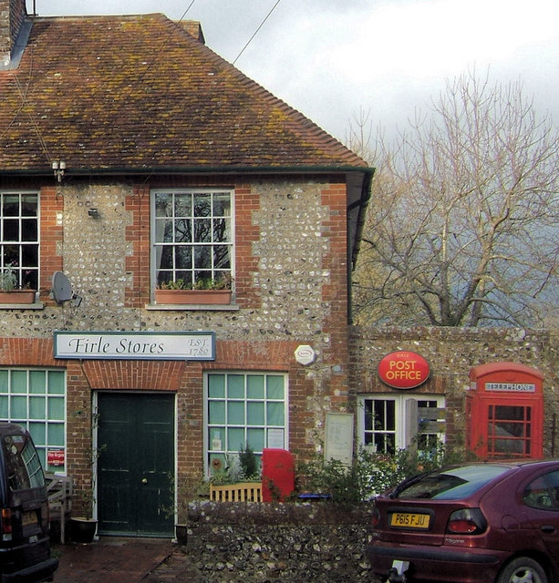 Firle Stores and Post Office, West Firle, East Sussex