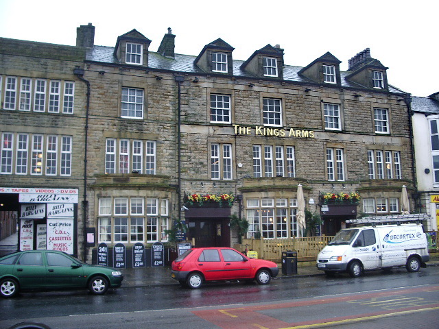 The Kings Arms, Marine Road Central, Morecambe