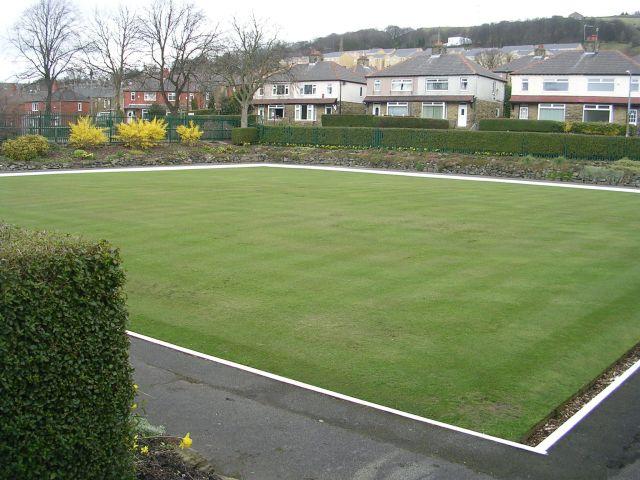 Crown Bowling Green - Siddal Park - Oxford Lane