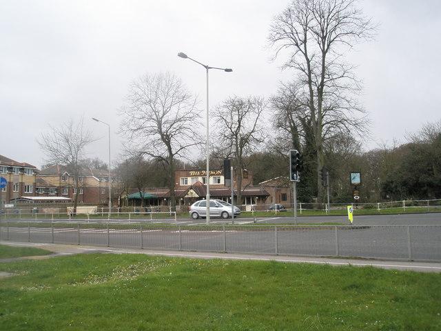 Petersfield Road opposite The Heron