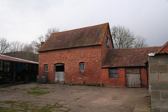 Farm Buildings, Woodend Farm