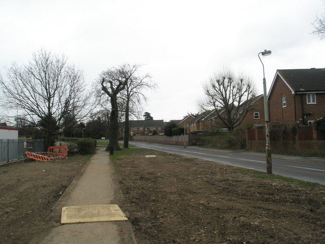 Martin Road, West Leigh