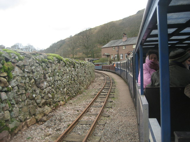 Between Beckfoot and Dalegarth