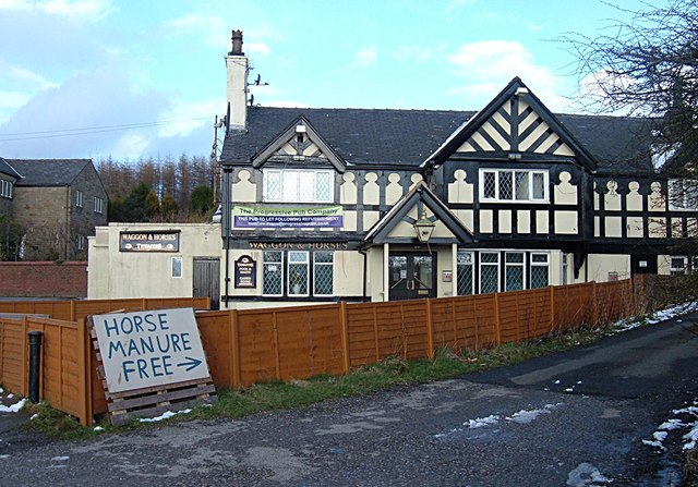 Waggon and Horses Ripponden Road