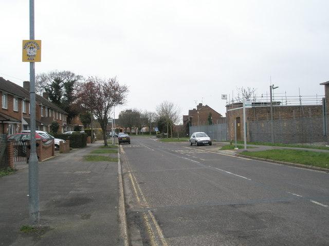St Albans Road
