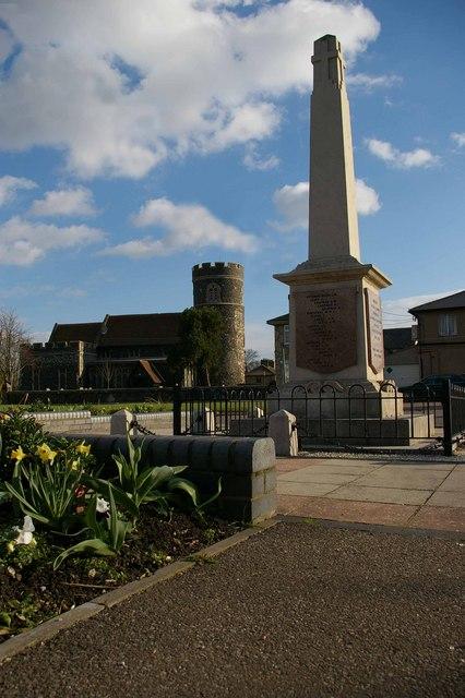 Ockendon War Memorial