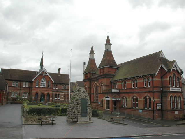 Assembly Rooms, Alton