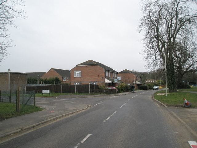 Junction of Martin and St Albans Road