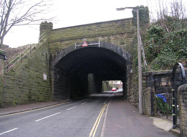 Bridge MRB/12 - Water Lane