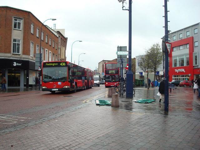 Lewisham High Street, London SE13
