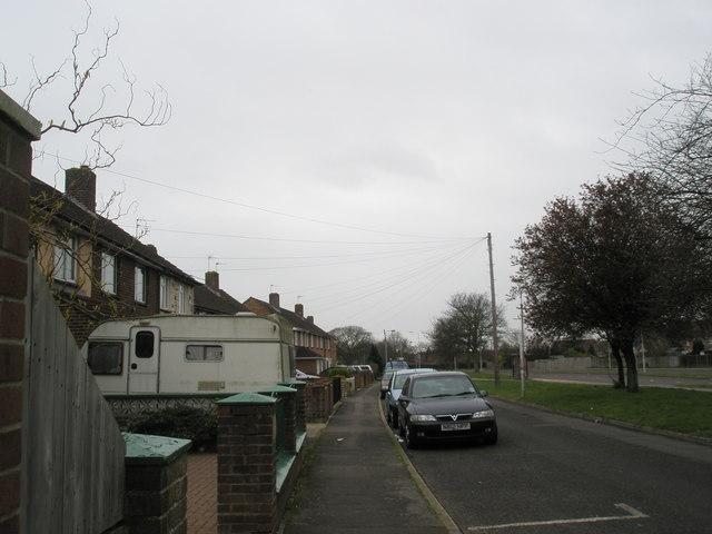 Stroudwood Road