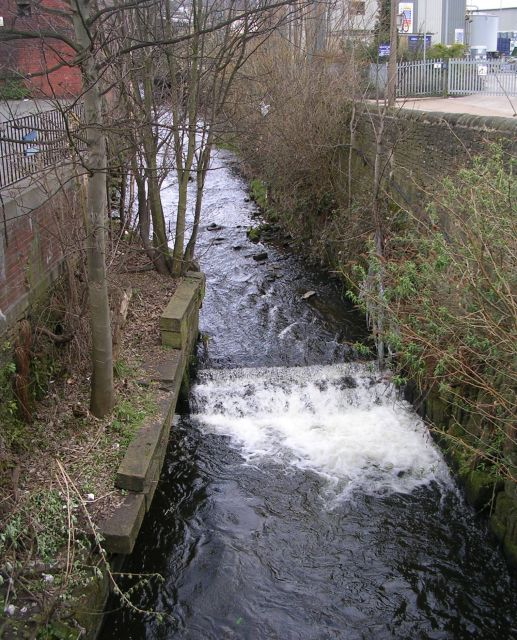 Hebble Brook - Water Lane