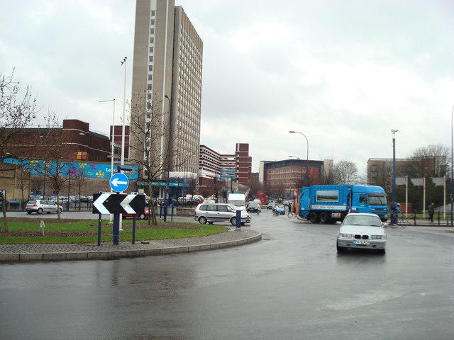A20 / A21 Junction, Lewisham, London SE13