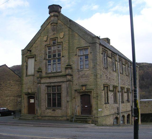Former Halifax National School - Church Street
