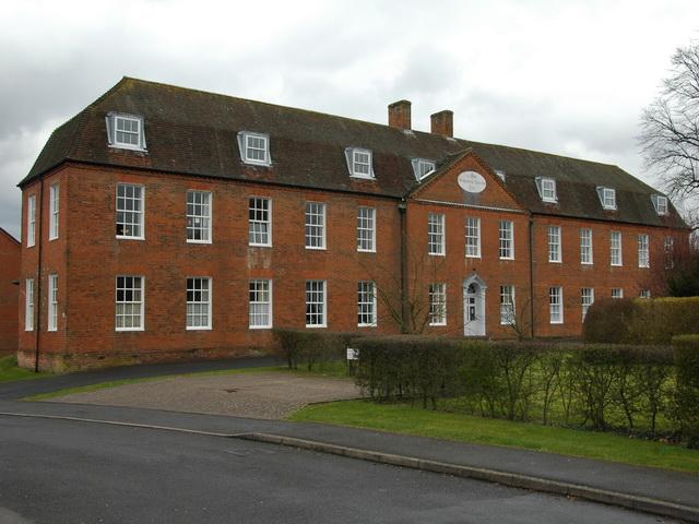 Former Workhouse, Alton
