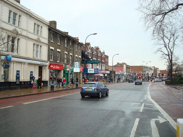 Rushey Green, Catford, London SE6