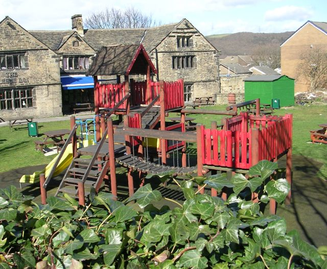 Adventure Playground - The Fleece Inn - Jepson Lane