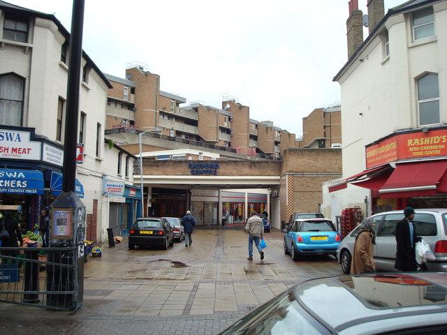 Catford Shopping Centre, London SE6