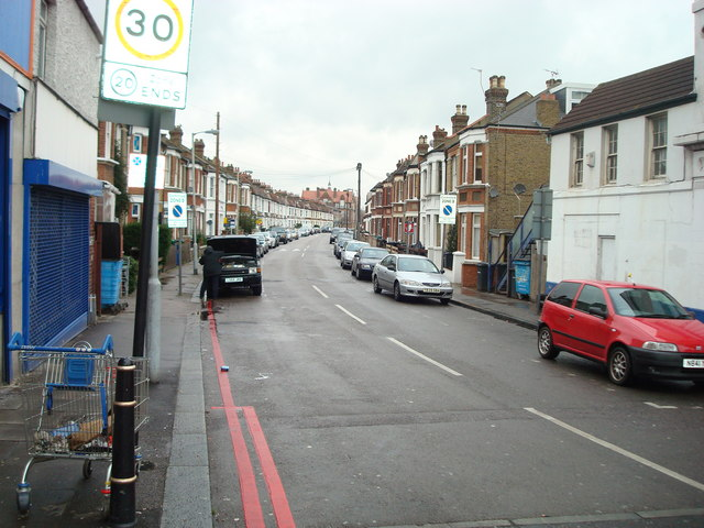 Nelgarde Road, Catford, London SE6