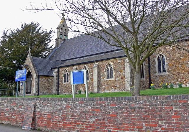St Nicholas, Fleckney
