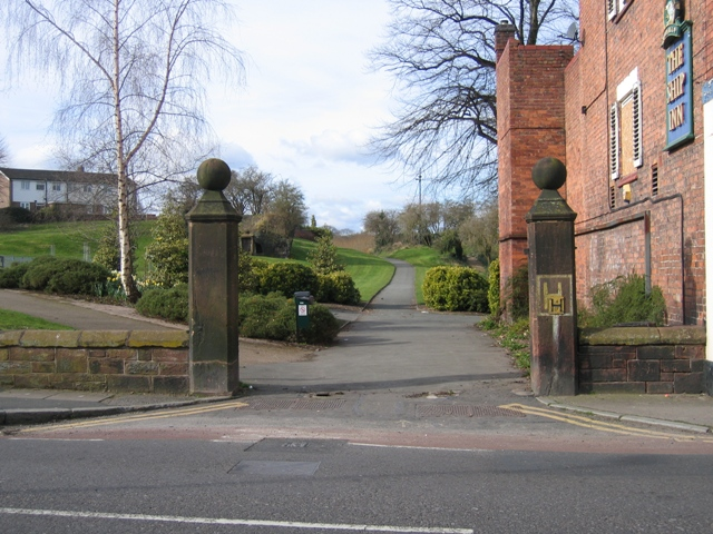 Entrance to Edgar's Field