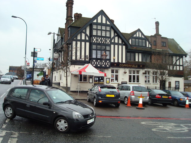 The Copperfield Public House, Catford, London SE6
