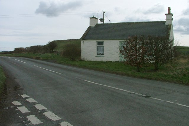 Cottage Near Doon of Arbrack