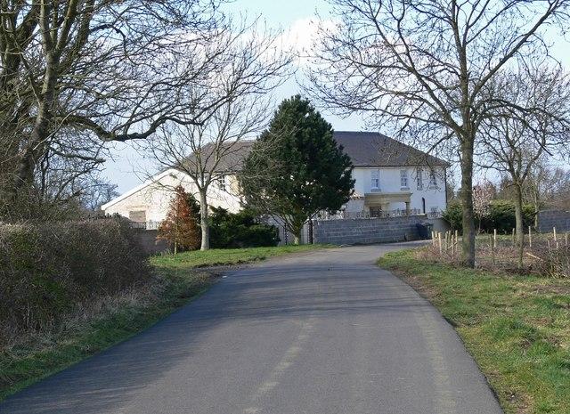 Rowley Fields Farm near Fleckney