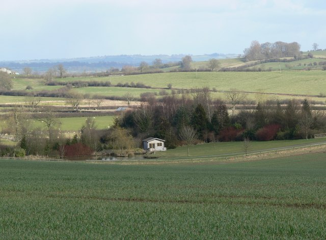 Countryside south of Fleckney