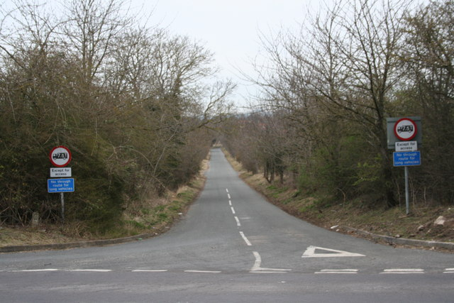 Road to Aston Tirrold