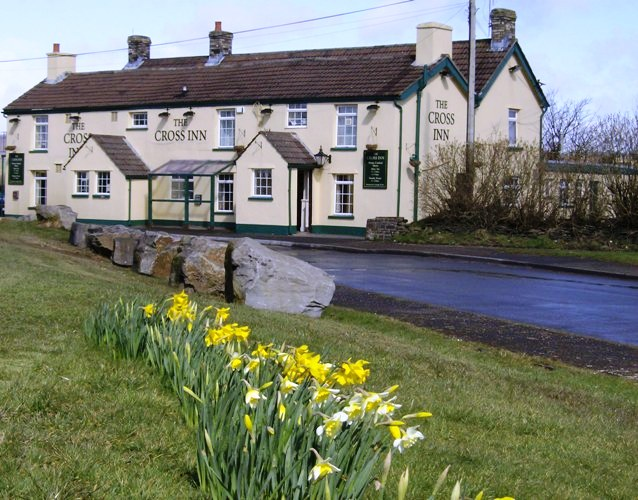 The Cross Inn, Gelligaer