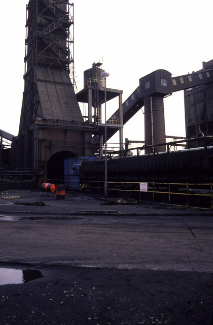 Orgreave Coking Works