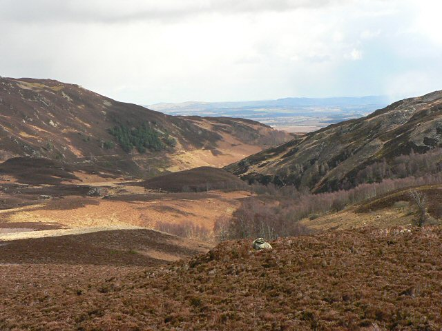 View to Glen Garr