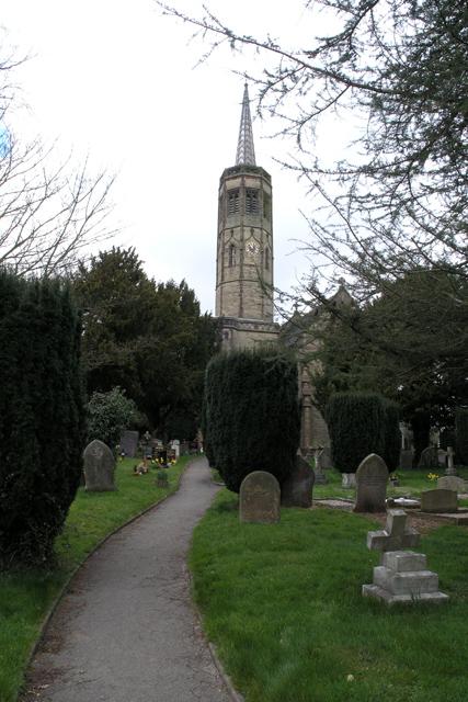 Newborough Church