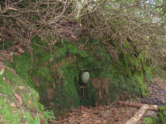 Monks Well, Saddell Abbey (1)