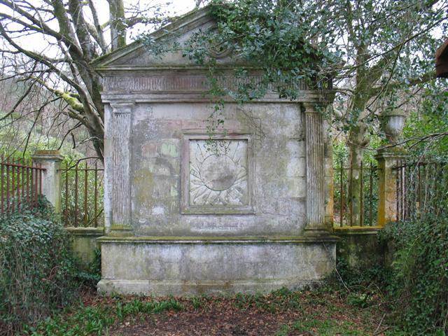 Saddell Abbey graveyard (2)