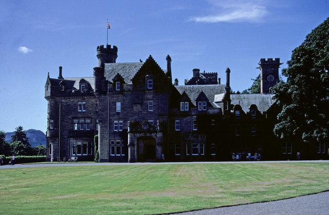 Skibo Castle, Nr Dornoch, Sutherland