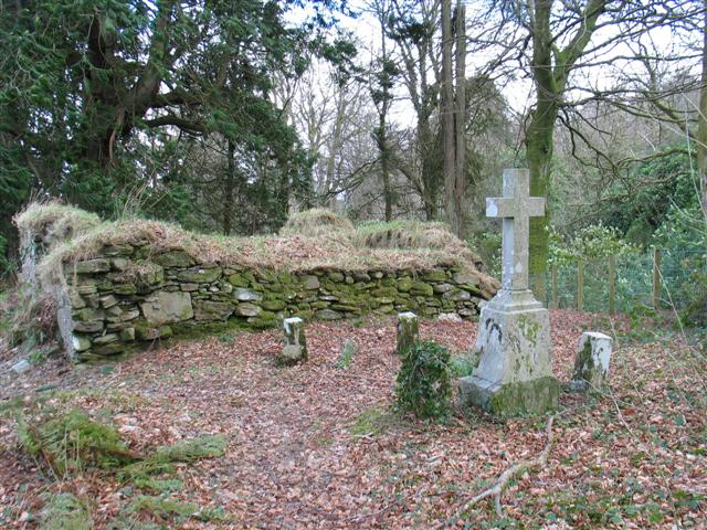 Saddell Abbey graveyard (5)