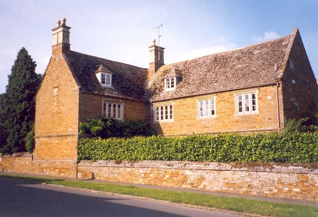 17C house, Lyddington