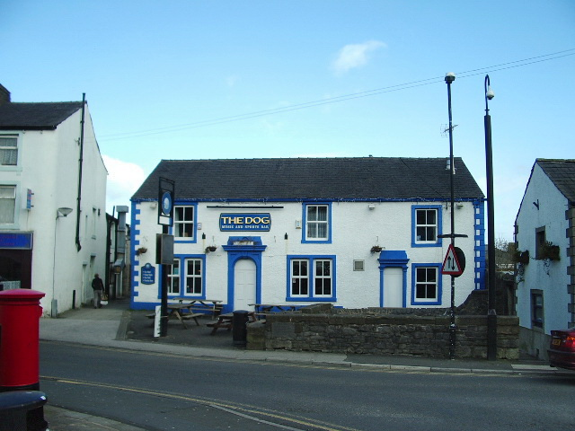 The Dog, Wellgate Clitheroe