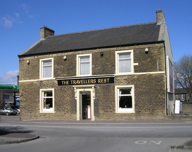 The Travellers Rest - Huddersfield Road