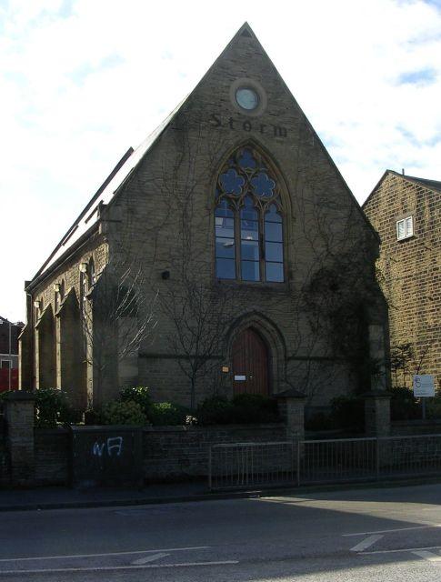 Former Chapel - Huddersfield Road