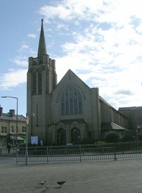 Southgate Methodist Church - Southgate