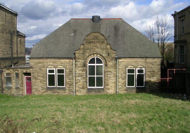 The Harold Savage Hall - Huddersfield Road