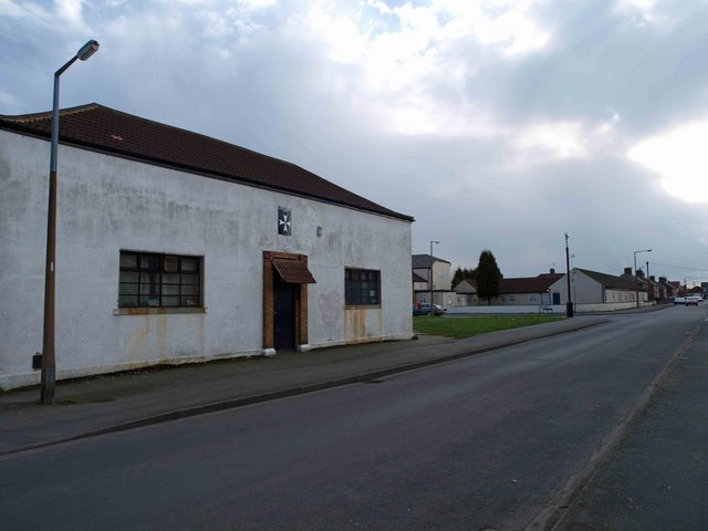 St. John's Ambulance Brigade Moorends HQ